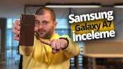 Samsung Galaxy A7 2018 inceleme
