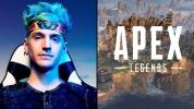 Yayıncı Ninja, Apex Legends için 1 milyon dolar aldı!