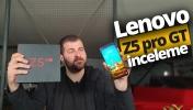 Tasarımı kadar iyi mi? Lenovo Z5 Pro GT inceleme