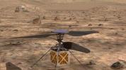 NASA'nın Mars helikopteri uçuşa hazır!