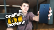 OnePlus 6T inceleme! (Video)