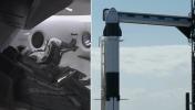 SpaceX'in personel taşıyıcısı: Crew Dragon fırlatıldı!