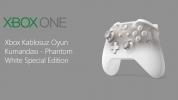 Xbox Phantom White Special Edition duyuruldu!