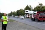 Drone'lar binlerce trafik kuralı ihlali tespit etti!