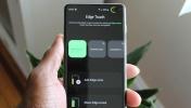 Kavisli ekran sevmeyenler için Samsung Edge Touch!