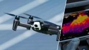 Termal kameralı drone: Parrot Anafi Thermal