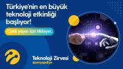 Turkcell Teknoloji Zirvesi başladı! (Canlı Yayın)