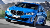 2020 BMW 1 serisi tanıtıldı! En güçlü dört silindirli motor!