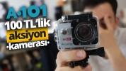 100 lira değerinde aksiyon kamerası inceleme