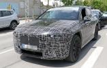 Elektrikli SUV modeli BMW iNext görüntülendi