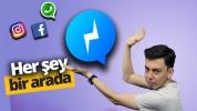 Instagram ve WhatsApp birleşiyor! Peki nasıl olacak? (Video)