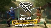 İnternetsiz oynayabileceğiniz mobil oyunlar! (Video)