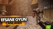 22 yıl sonra yeniden oynadık: Quake 2 RTX (Video)