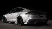 Tesla Model S için tasarım değişikliği