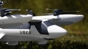 Uber uçan taksiler için önemli iş birliği açıklandı!