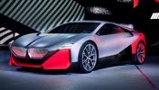 BMW Vision M Next tanıtıldı: Otonom spor otomobil!