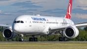 THY'nin yeni uçağı İstanbul'da: Boeing 787-9