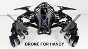Drone'lar biyonik el kullanmaya hazırlanıyor