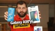 Galaxy A50'yi Spigen ile Zırhladık