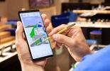 Galaxy Note 10 hoparlörü ekran içine taşıyabilir