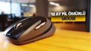 18 ay pili bitmeyen Logitech M545 inceleme
