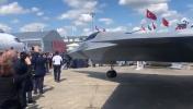 Milli Muharip Uçak TF-X, Paris'te tanıtıldı!