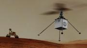 NASA Mars helikopteri yeni sınavı geçti