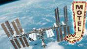 NASA uzay istasyonu turizm merkezi olacak
