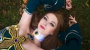Rus cosplayer Lady Melamori'den çalışmalar