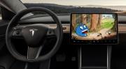 Tesla, araç içi ekranına bir oyun daha ekledi
