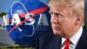 Trump Nasa'nın Ay'a iniş programından hoşlanmadı!