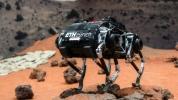 Avrupa Uzay Ajansı zıplayan robotu tanıttı