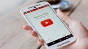 Android için YouTube güncellendi