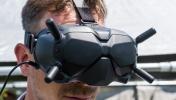 DJI FPV tanıtıldı! Drone yarışları kızışacak!
