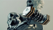 Kaslı robot üretiminde yeni bir gelişme!