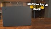 Lenovo ThinkPad X1 Extreme inceleme