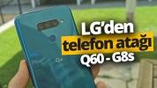 LG G8s ThinQ ve LG Q60 ön inceleme