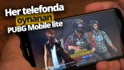 Her telefonda oynanan PUBG Mobile Lite oynadık!