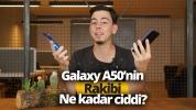 Galaxy A50 mi, Xiaomi CC9 mu? Beklenen video!