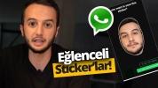 Kendi WhatsApp sticker'larınızı oluşturun!