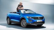 Volkswagen T-Roc Cabriolet ortaya çıktı
