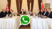 Belediye başkanları WhatsApp grubu kurdu!