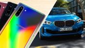 Note 10 ya da Note 10 Plus alana BMW 118i fırsatı
