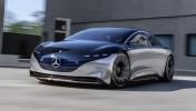 Mercedes-Benz Vision EQS tanıtıldı!