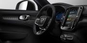 Elektrikli Volvo XC40, Android güncellemesi alacak