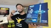 Teknoloji dolu diş fırçası! Hediyeli video