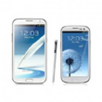 Samsung Galaxy S4 MWC 2013'te Çıkıyor