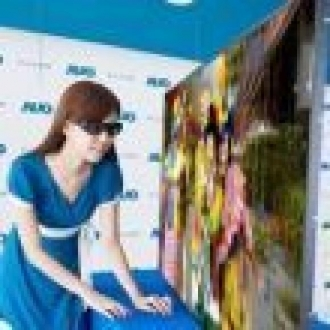 Dünyanın En Büyük 3D Ekranı
