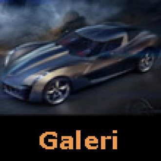 Chevrolet'in Transformers'ı Stingray Konsept