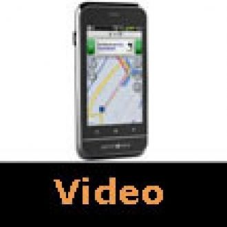 Garmin ASUS Nuvifone A10 Video İnceleme